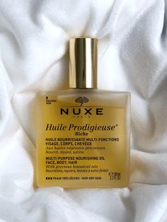 Nuxe Ultimate Cocooning Set Review and Giveaway! - The Little Loft French Pharmacy, Always Cold, Nuxe, Classy Aesthetic, Cleansing Gel, Lip Care, Face And Body, Sensitive Skin, The Balm