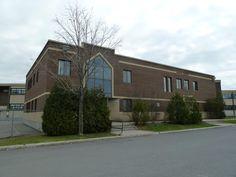 Brossard (église Notre-Dame-de-l'Espérance), Québec, Canada (45.465628, -73.448478)