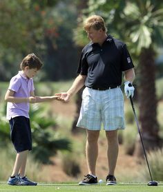 Golfer and his wife establish $30 million center to bring all autism treatment options under one roof.