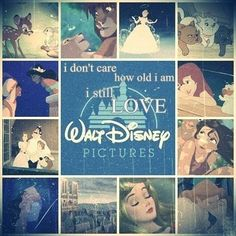 Disney; the most influential source for so many young girls of what should look like.