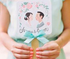 9 raisons d'organiser un mariage tout en bleu aqua pour les beaux jours