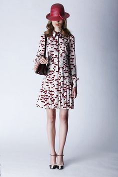 Marc Jacobs Resort 2011 Fashion Show Collection