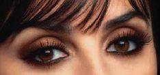 penelope cruz makeup eyes | Eye Make Up: Look: Penelope Cruz's matte smoked warm brown eyes