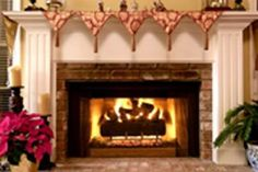 Miscellaneous : Prefab Fireplace - Portable Fireplace for Your Family Room Zero Clearance Fireplace Doors' Versatility' Cozy Atmosphere along with Fireplace Inserts Wood' Cast Iron' Miscellaneous - Best Source of DIY Home Improvement Prefab Fireplace, Portable Fireplace, Build A Fireplace, Fireplace Mantle, Fireplace Design, Fireplaces, Christmas Mantel Scarf, Christmas Mantels, Christmas Holiday