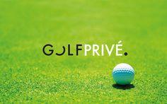 Golf Privé. Logotipo