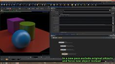 A very basic tutorial showing how to set up an equivalent to render passes in Houdini in a way that should hopefully be familiar for Softimage users. This tutorial…