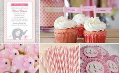 Pink Elephant Theme