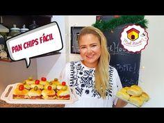 Receta pan chips 🔴 ESPONJOSO fácil - YouTube
