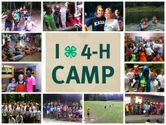 Lake Cumberland 4-H Camp! lol at the fact that I'm in some of these photos