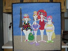 Fun applique designs by Amy Bradley Designs