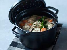 Blanquette de veau à la cocotte : recette sur Cuisine Actuelle