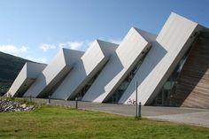 Polaria museum (Dominoes) building - Tromso, Norway - Pixdaus - #Architecture - ☮k☮