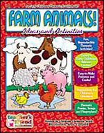 Early Childhood Thematic Books: Farm Animals. Download it at Examville.com - The Education Marketplace. #scholastic @Karen Jacot Jacot Echols #teachers #teaching #elementaryschools #teachercreated #ebooks #books #education #classrooms #commoncore #examville