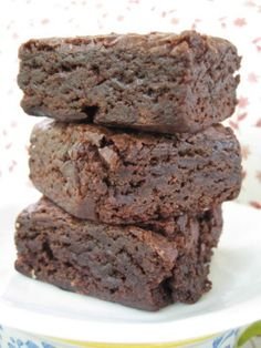 Brownie Success (Gluten-free &Vegan) - The Sensitive Pantry - Gluten-free, Egg-free, Dairy-free, & Vegan Recipes