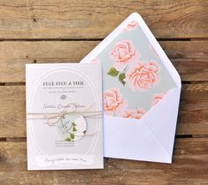 New Wedding: Lady Like Wedding Invitations