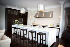 The Most Inspirational Kitchens…