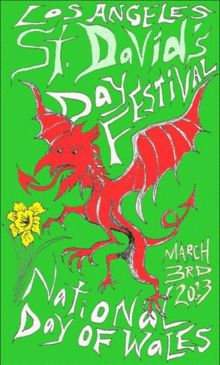 Celebrate the Welsh at the LA St. David's Day Festival! « Hollywood Hotel