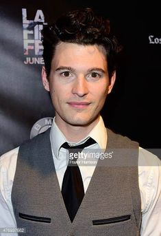 Actor Bryan Dechart attends the 'Caught' screening during the 2015 Los Angeles Film Festival