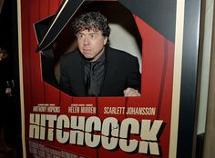 Director Sacha Gervasi (HITCHCOCK) at the AFI FEST 2012 Opening Night After Party.