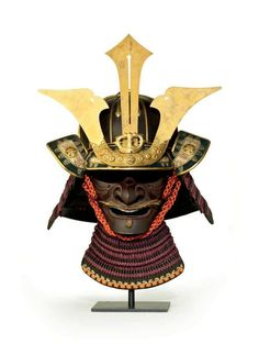 A sujibachi kabuto (ridged helmet), Edo period, 17th century