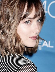 She has the most perfect and luscious lips Dakota Johnson