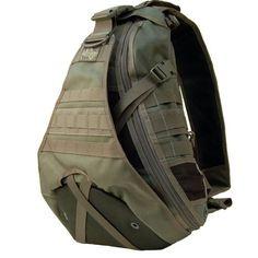 Maxpedition Monsoon Gearslinger Shoulder Sling Tactical Messenger Gear Bag…