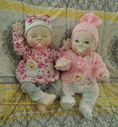 """MADE to order. Fretta's Newborn Baby Doll. Empathy Baby. Realistic looking jointed 50.8 cm /20"""" Soft Sculpture Baby. Child Friendly Doll."""