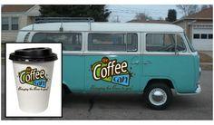 "VW Buscoffee shop needs logo ""The Coffee Can"" by CrankyBear"