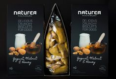 Naturea Dogs' Biscuits on Packaging of the World - Creative Package Design Gallery