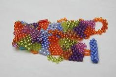 freeform peyote bracelet - Google Search