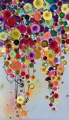 Blossom drops - Leanne Christie, Art