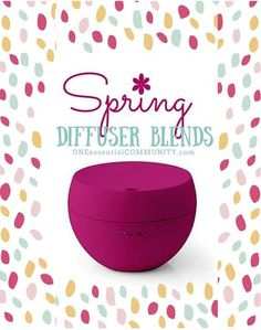15+ of the best spring essential oil diffuser recipes and blends