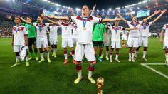 Germans reign as Brazil thrills the world