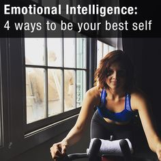 Emotional Intelligence 4 Ways to Be Your Best Self | lucy let's go! lucy activewear