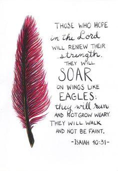 Isaiah 40:31