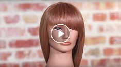 How To Cut Angled Bangs The Asymmetrical Layered Fringe Layered Haircuts Short Hair, Hairstyles With Bangs, Hairstyle Ideas, Short Hair Cuts, Cool Hairstyles, Hair Cutting Videos, Hair Cutting Techniques, Cutting Hair, Fringe Haircut