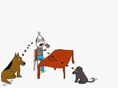 Mit hundeliv med Vaks.: Ægte kærlighed... / True love... Read more: http://laikashundeliv.blogspot.com
