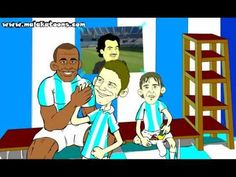 Malakatoons Chapter 3. The funny unofficial cartoons of Malaga CF, leader of Champions league group C
