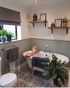 house bathroom cool 41 Affordable Bathtub Design Ideas For Classy Bathroom Bad Inspiration, Bathroom Inspiration, Cool Bathroom Ideas, Bathtub Ideas, Bathroom Inspo, Bathroom Colors, Sweet Home, Bathroom Interior, Rental Bathroom