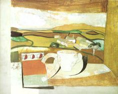 documentary, The Art of Cornwall, explored how the small colony of artists in St Ives became as important as Paris or London during a golden creative period between the and Abstract Painters, Abstract Landscape, Landscape Paintings, St Ives Cornwall, West Cornwall, Winifred Nicholson, William Nicholson, Patrick Heron, Concrete Art