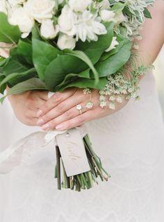 2017 Greenery || bride