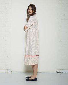 Comme des Garçons Shirt Girl Floral Rag Doll Dress | La Garçonne