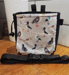 Seabirds birds Chalk Bag Rock Climbing Bouldering Includes