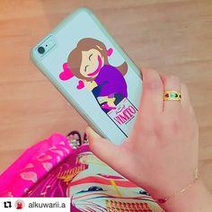 Thanks dear   #Repost @alkuwarii.a with @repostapp  Thank you @printaty .. im totally In love with this cover #PRINTATY #ramadan #doha #qatar #qatari_products #cover