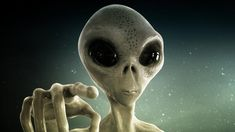 Are aliens real? Is there life on Mars? Do aliens exist? Les Aliens, Aliens And Ufos, Ancient Aliens, Alien Implants, Alien Encounters, Close Encounters, Alien Races, Alien Art, Life On Mars
