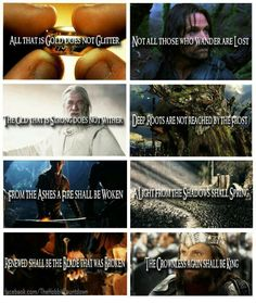 """The Lord of the Rings  I nearly """"whooped"""" out load when I read this!! Love this movie! Seriously want to have an LOTR party!"""
