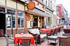 Outdoor Dining Guide to Phoenixville - Bistro on Bridge