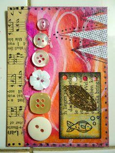 Oops, I Craft My Pants: 9 Card Phoenix ATC Spread!