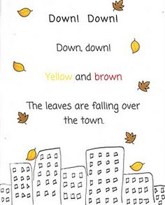 I remember this poem from grade school :)
