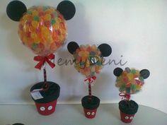 Topiarios Mickey